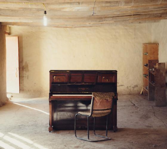 Piano to Zanskar - Piano